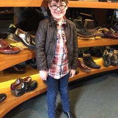 Photo taken at John Fluevog Shoes by Michael D. on 4/3/2015