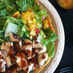 Photo taken at Baja Fresh Mexican Grill by Amber D. on 4/28/2014