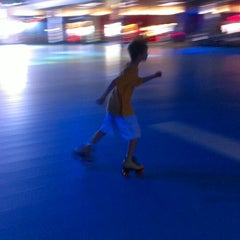 Photo taken at Let's Skate Orlando by Peggy J. on 4/20/2013