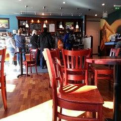 Photo taken at Caffè Nero by Dave J. on 4/19/2014