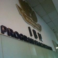 Photo taken at Institut Bisnis Nusantara (IBN) by Dimas N. on 10/24/2014