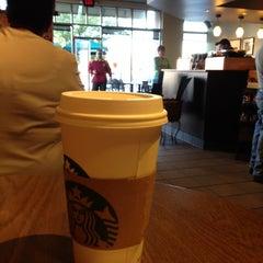 Photo taken at Starbucks by Jimmy C. on 10/23/2012