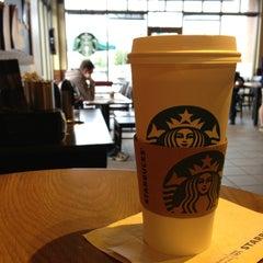 Photo taken at Starbucks by Jimmy C. on 3/19/2013
