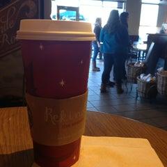 Photo taken at Starbucks by Jimmy C. on 1/4/2013