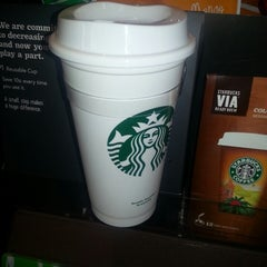 Photo taken at Starbucks by Marlyce B. on 3/27/2013