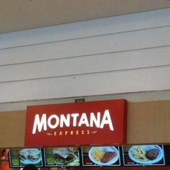 Photo taken at Montana Express by Daniele M. on 12/29/2012