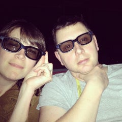 Photo taken at Rogers Cinema 5 by Jessica B. on 5/23/2013
