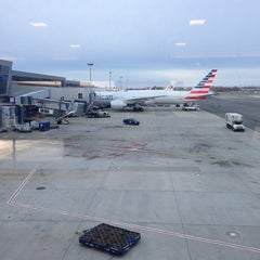 Photo taken at Gate 31 by Hal W. on 4/7/2013