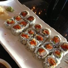 Photo taken at Twist Asian Fusion Hibachi & Bar by Robo C. on 2/1/2013