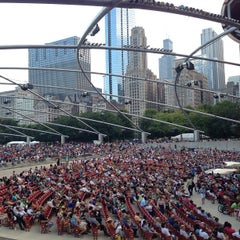 Photo taken at Chicago Jazz Festival by Jake S. on 9/2/2013