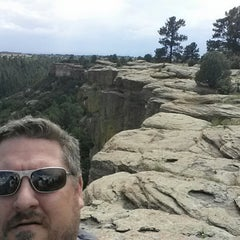 Photo taken at Castlewood Canyon State Park by Geoffrey H. on 8/14/2014