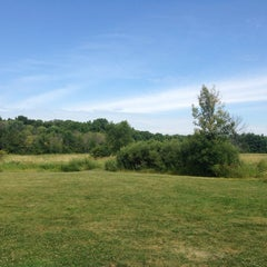 Photo taken at Van Patten Woods Forest Preserve by Matthew W. on 8/10/2014
