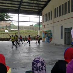 Photo taken at SMK Infant Jesus Convent Johor Bahru by kunang k. on 11/7/2014