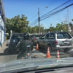 Photo taken at Planta Revisión Técnica by Ramón A. on 2/27/2014