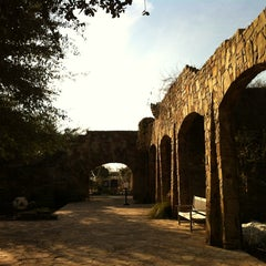 Photo taken at Lady Bird Johnson Wildflower Center by Stone S. on 1/25/2013