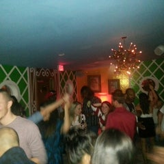 Photo taken at Beauty Bar by Chad G. on 11/11/2012