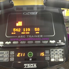 Photo taken at Planet Fitness by Evelyn Z. on 3/7/2013