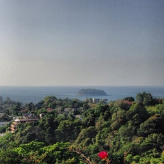Photo taken at Baan Chom View by Igor L. on 1/18/2014
