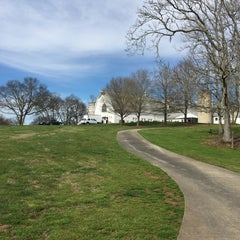 Photo taken at Anne Springs Close Greenway by Cynthia S. on 3/21/2015