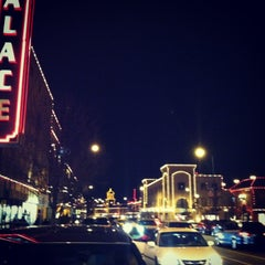 Photo taken at Cinemark Palace by Lynsay M. on 1/13/2013