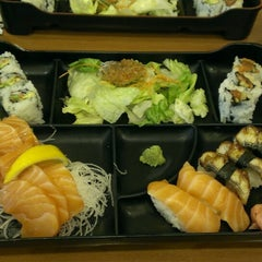 Photo taken at Sapporo Sushi by Nam H. on 4/27/2014