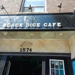 Photo taken at Black Dice Cafe by Nam H. on 6/7/2014