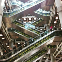 Photo taken at Lloyd's of London by RJ P. on 5/27/2015