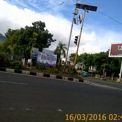 Photo taken at Kota Bitung by Lexy S. on 3/16/2016