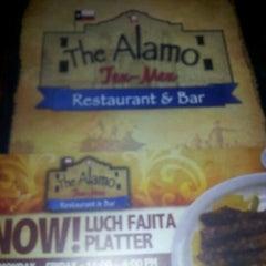 Photo taken at The Alamo by Scott C. on 6/25/2012