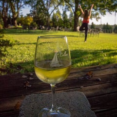 Photo taken at James River Cellars Winery by Victoria M. on 10/26/2014