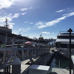 Photo taken at Flagship Cruises & Events by Jason G. on 10/1/2015