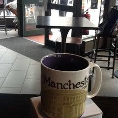 Photo taken at Starbucks by Oleksiy D. on 6/18/2013