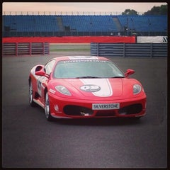 Photo taken at Silverstone Experience Centre by John M. on 9/28/2013