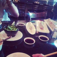 Photo taken at Masa Sushi by Diane L. on 7/10/2013
