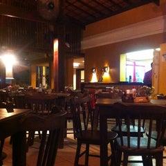 Photo taken at Restaurante Manauê by Glauber L. on 10/27/2012