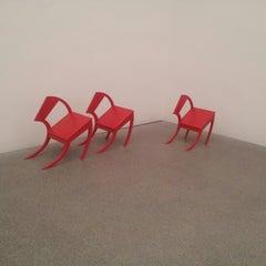 Photo taken at Pinakothek der Moderne by Alexandra G. on 2/3/2013