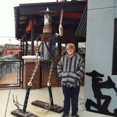 Photo taken at Mellow Mushroom by Lisa Anne M. on 12/30/2013