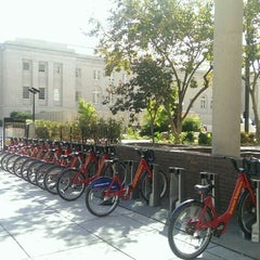 Photo taken at Capital Bikeshare by Jimmy T. on 9/23/2015