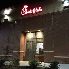 Photo taken at Chick-fil-A by Marcus C. on 2/6/2013