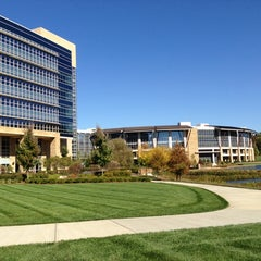 Photo taken at Lowe's Home Improvement - Corporate Office by Marcus C. on 10/30/2012
