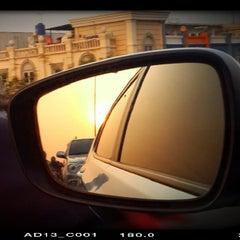 Photo taken at Jalan Casablanca by nania t. on 9/4/2013