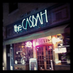 Photo taken at The Burger Stand at The Casbah by Brad L. on 10/29/2012