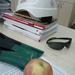 Photo taken at Health & Safety Department by Leventnec on 11/22/2012