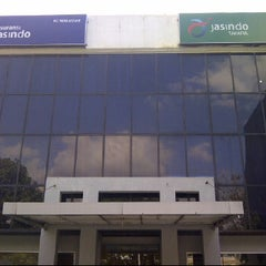 Photo taken at Jasindo Takaful by Heru F. on 10/16/2012