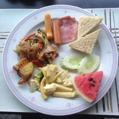 Photo taken at C&N Hotel Phuket by christina p. on 6/13/2015