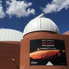 Photo taken at Flandrau Science Center and Planetarium by Gary M. on 5/3/2015
