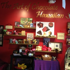 Photo taken at Sweet Paradise Chocolatier by sheila f. on 4/14/2013
