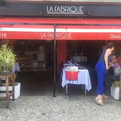 Photo taken at La Fabrique by Silvana S. on 1/8/2016