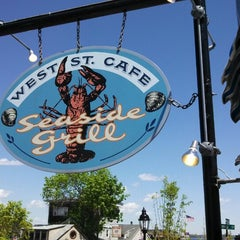 Photo taken at West Street Cafe by SidJacks on 6/15/2013