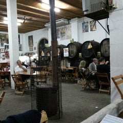 Photo taken at Bodega Pepe Girón by Peter H. on 12/7/2012